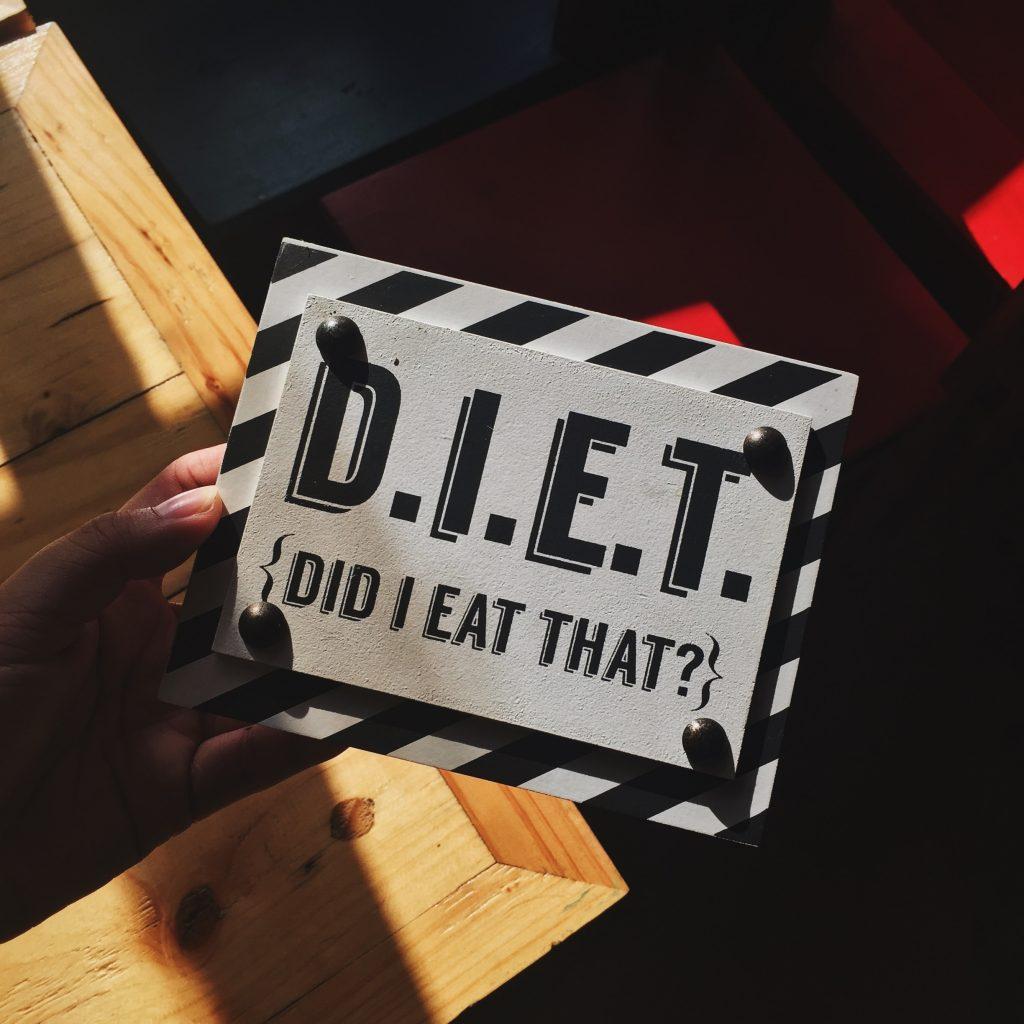 Por qué tu dieta no funciona