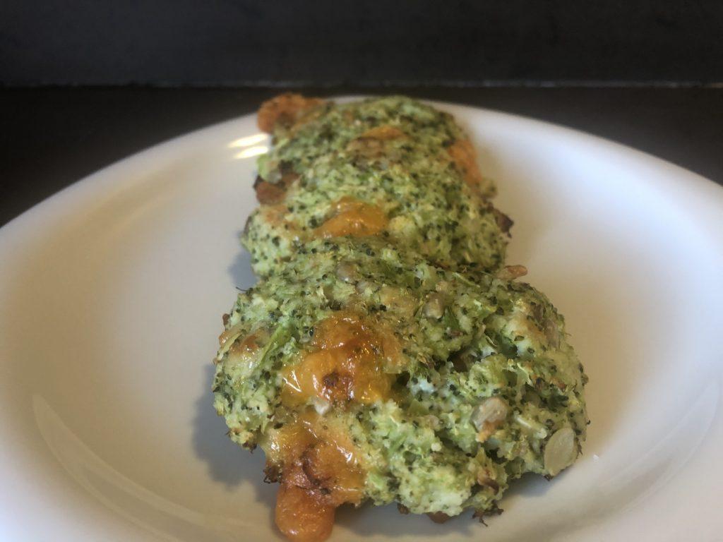 Hamburguesas de brocoli