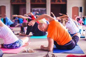 Yoga, mente en calma